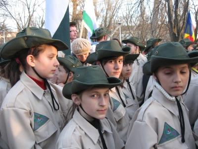 15 martie 2012 oradea ziua maghiarilor