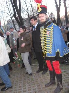 szabo odon husar - 15 martie 2012 oradea ziua maghiarilor