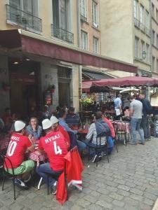 Lyon: Romania - Albania 19 iunie 2016 - UEFA Euro 2016 calincorpas.ro