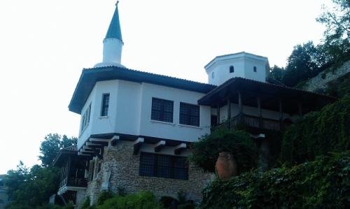 Vila Cuibul linistit Balcic
