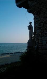 statuia Reginei Maria la Balcic