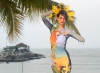 THAILAND BODY PAINTING