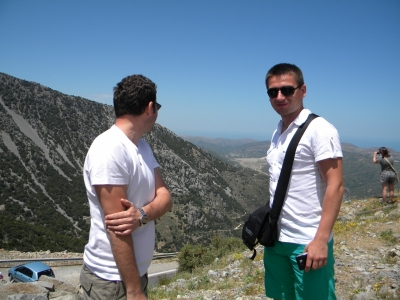 peisajul cretei