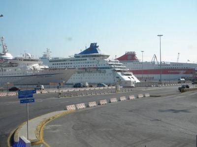 port in creta