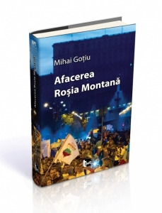 Afacerea Roşia Montană - coperta