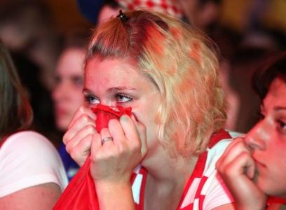 CROATIA SOCCER UEFA EURO 2012