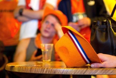 NETHERLANDS SOCCER UEFA EURO 2012