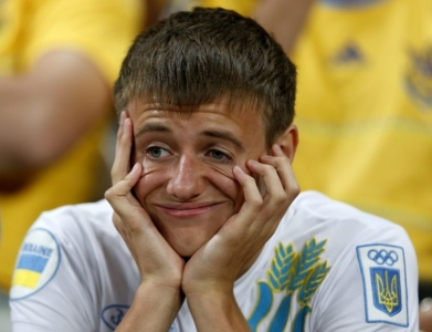 UKRAINE SOCCER UEFA EURO 2012