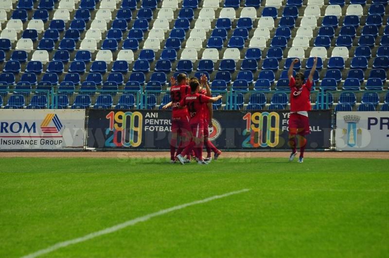 FC BIHOR A PROMOVAT PE TEREN!!!
