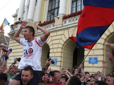 Markus - fiesta FC Bihor
