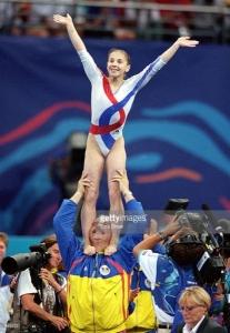 sydney 2000 - gimnastica