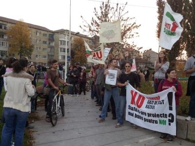 protest-rosia-montana-oradea-dimitrie-cantemir-4