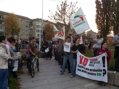 protest-rosia-montana-oradea-dimitrie-cantemir-5