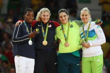 rio 2016 - franta sua brazilia slovenia judo