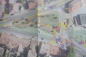 intersectie Sucevei-Horea
