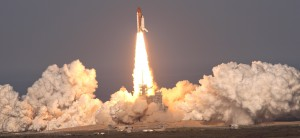 USA SHUTTLE DISCOVERY LAUNCH