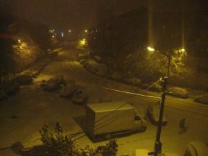 iarna la oradea