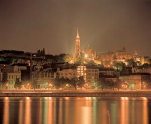 Budapesta - Palatul Regal dincolo de Dunare