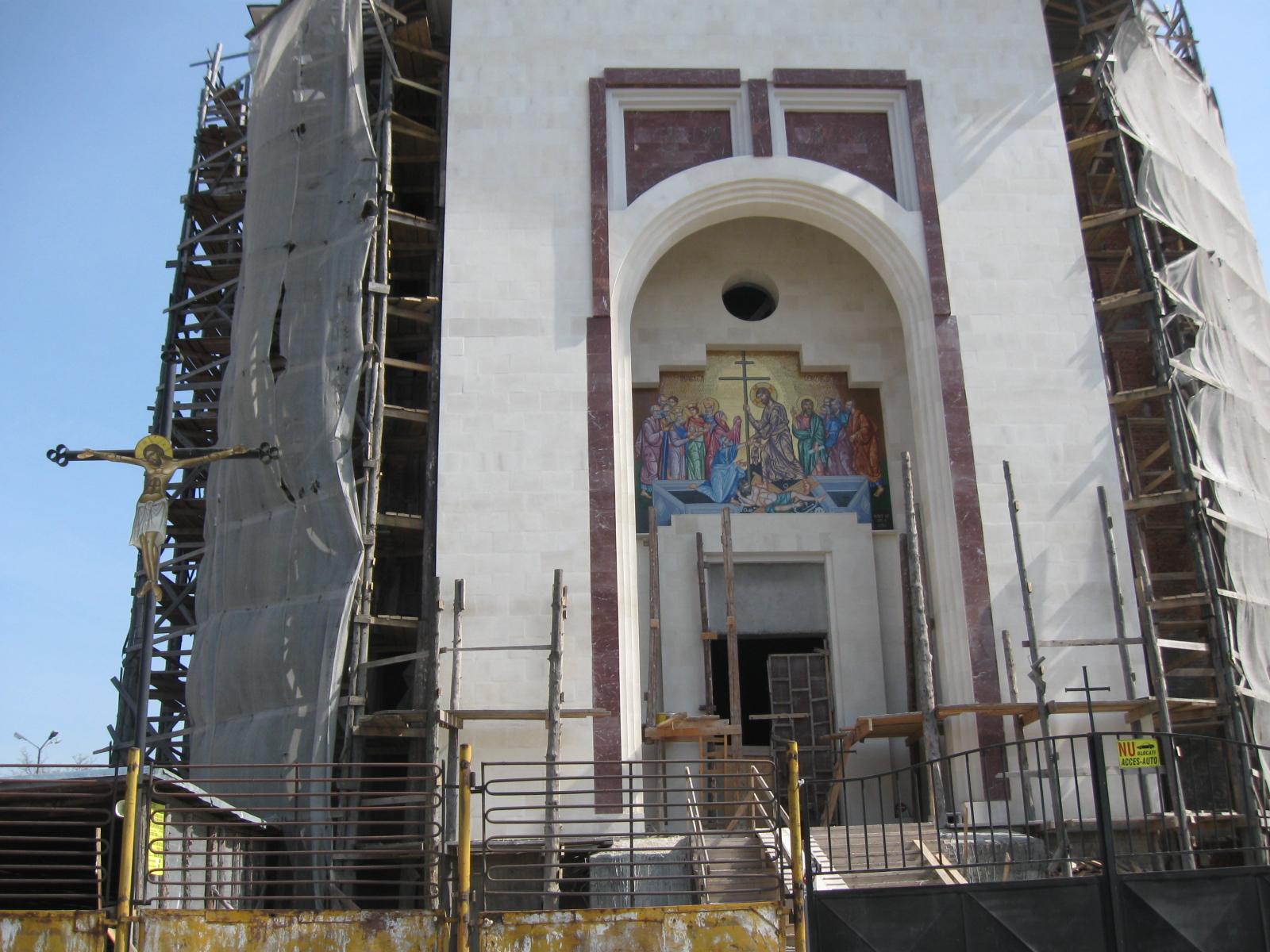 Catedrala Ortodoxa Oradea fatada
