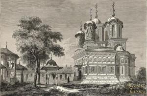 manastirea argesului, din legenda mesterului manole