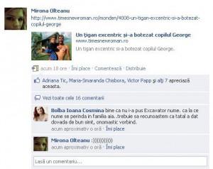 perete facebook