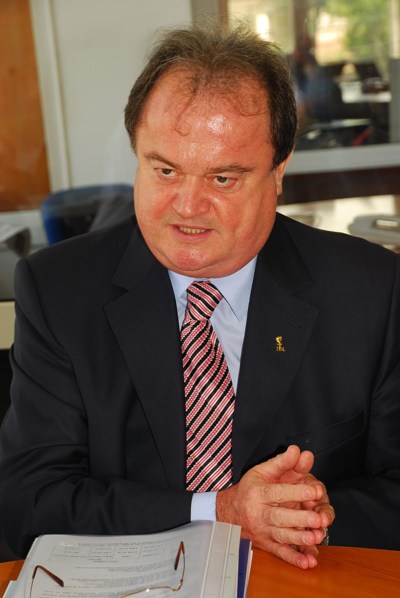 Vasile Blaga, poreclit Buldogul