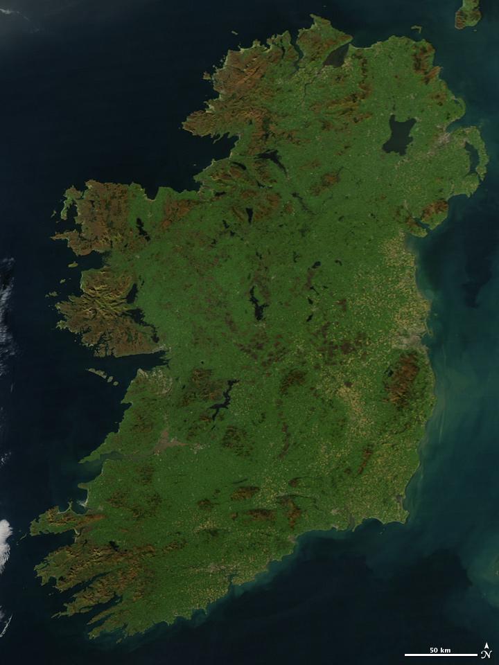Ireland_NASA