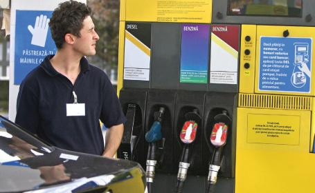 pretul benzinei
