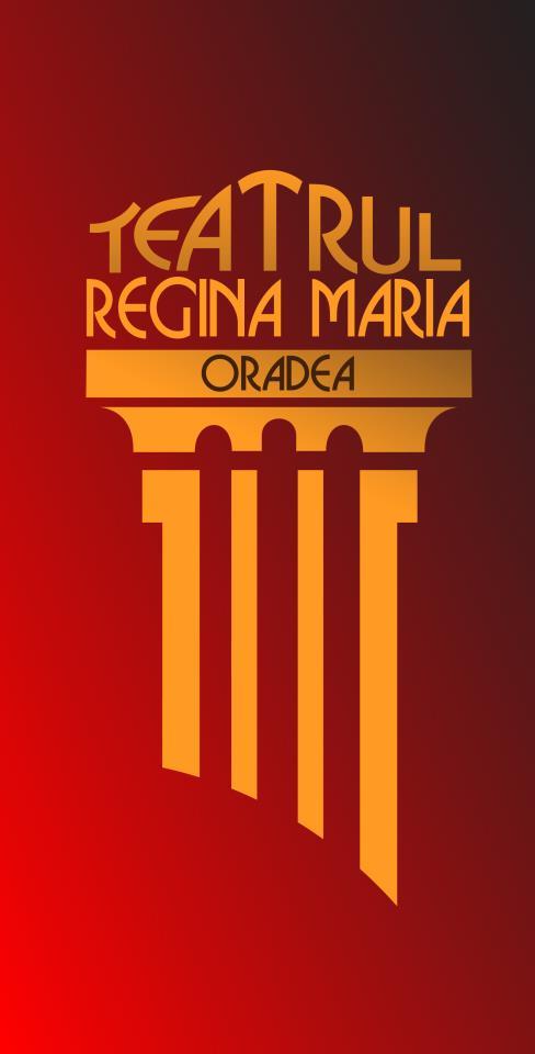 teatrul regina maria oradea - logo
