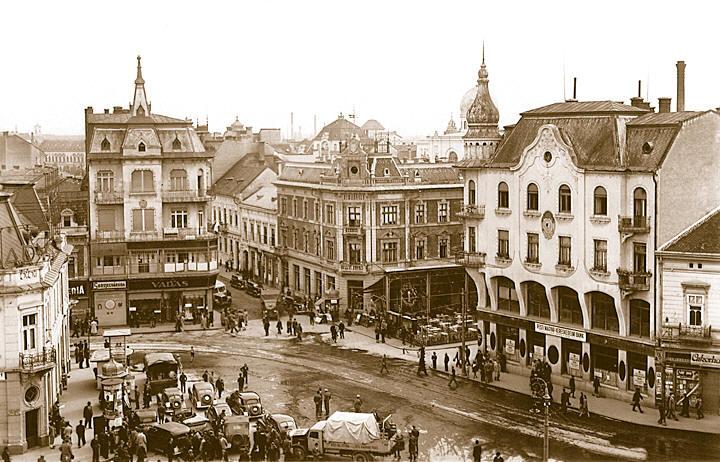 Oradea de la inceputul sec XX