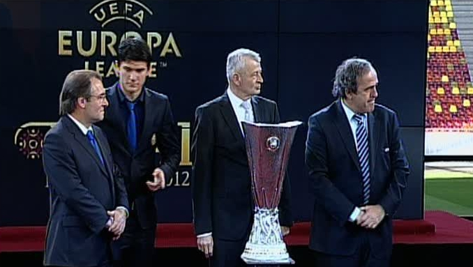 europa league bucharest