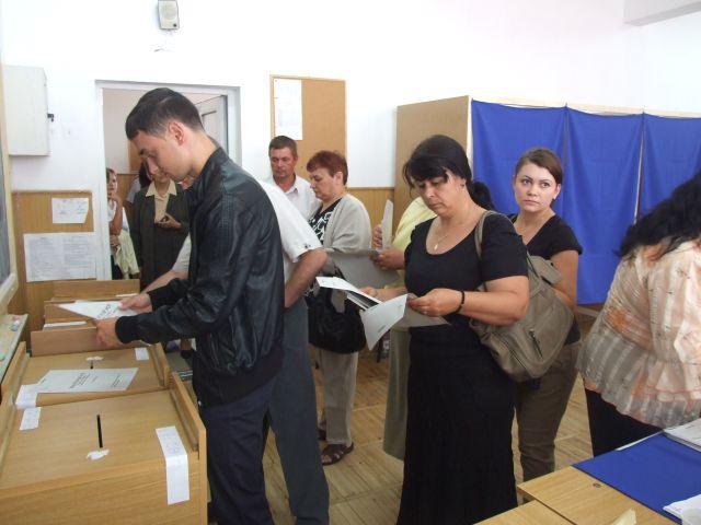 alegeri locale 2012 bihor