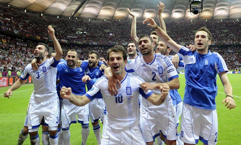 Grecii lui Karagounis au scos Rusia