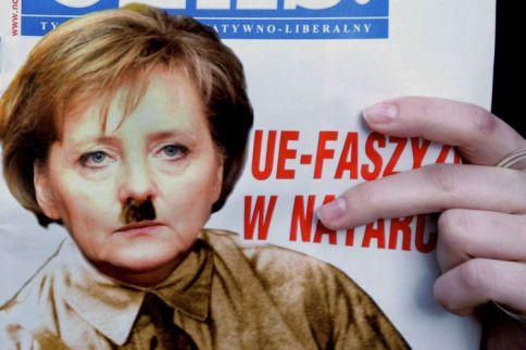 Merkel-Hitler