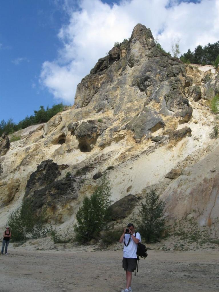 Rosia Montana - Piatra Corbului - muntele de aur