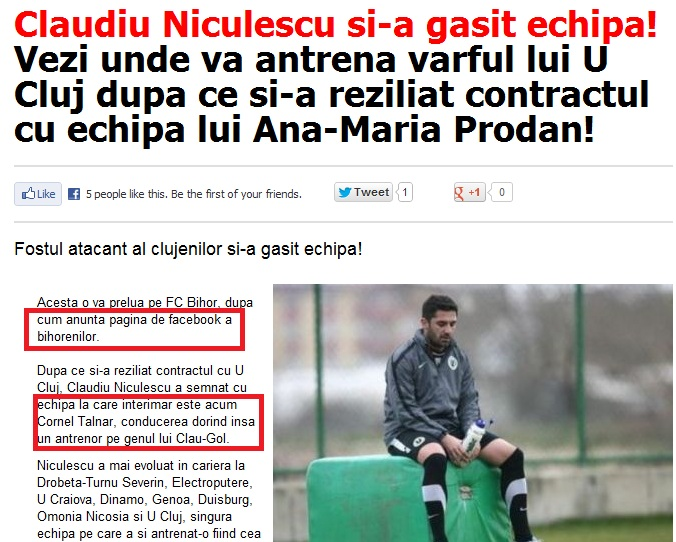 sport.ro fc bihor