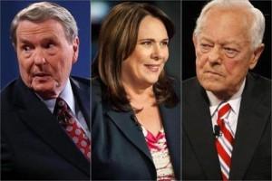 moderators presidential debates