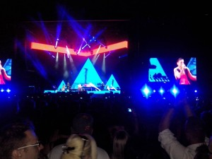 depeche mode budapest