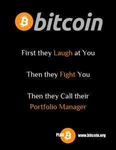 bitcoin steps