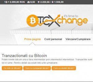 btcxchange bitcoin romania