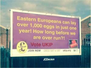ukip xenofob eurofob