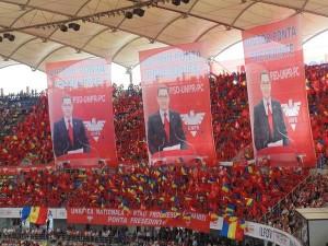 """lansarea lui Ponta, cu elemente de tip """"Kim Ir Sen"""""""