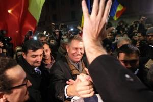 Klaus Iohannis Foto: EPA