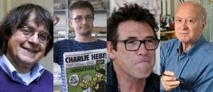 Jurnalistii ucisi de la Charlie Hebdo