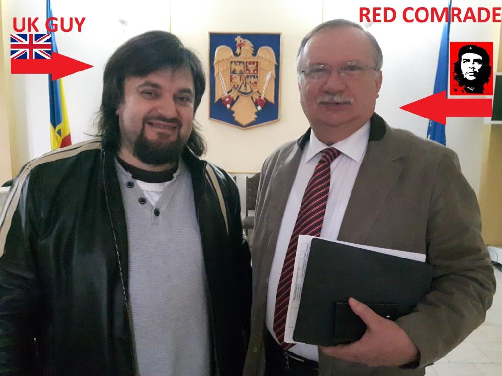 Florin Bogdan & Ioan Mang