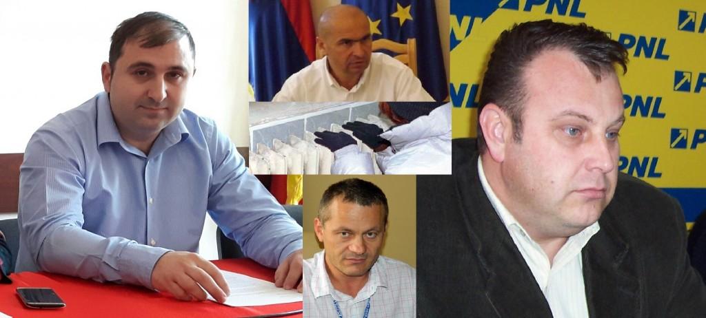 Stanga Necula CET Primaria Oradea PSD