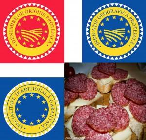 Salamul de Sibiu - protejat de UE