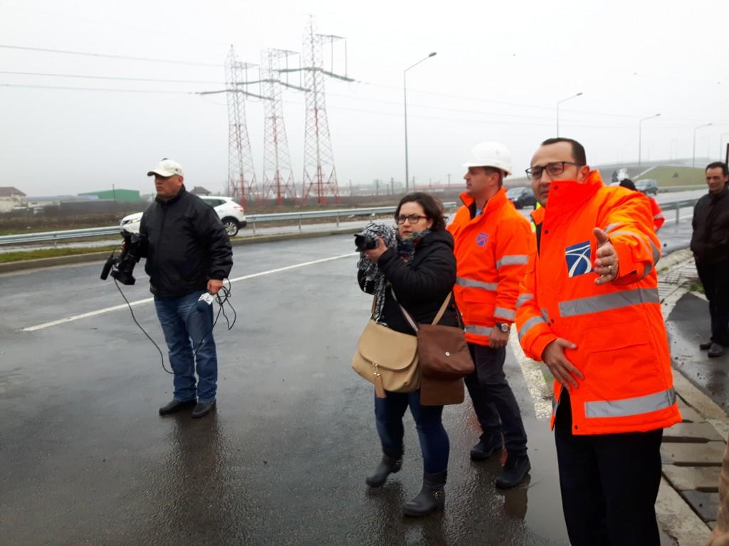 Prefectul Claudiu Pop a deschis Pasajul Metro