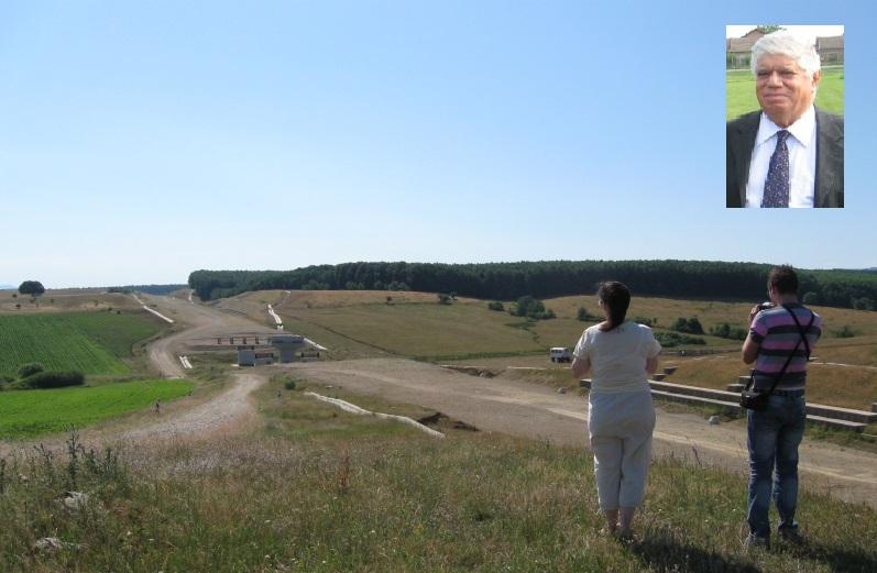 Autostrada Transilvania, în Bihor, pe tronsonul 3C Borş - Suplac