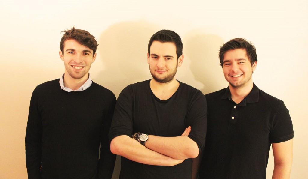 Cei trei de la Novoresume.com - Andrei, Ştefan şi Cristi